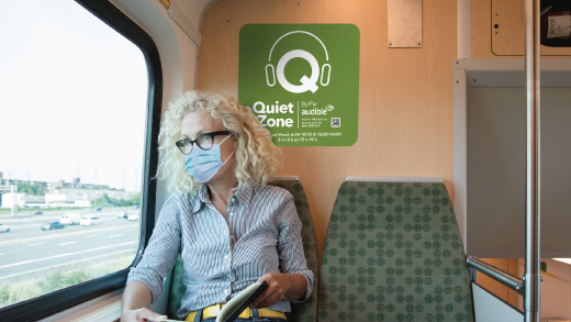 Quiet Zone par Audible