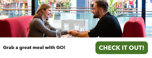 Grab a great meal with GO!