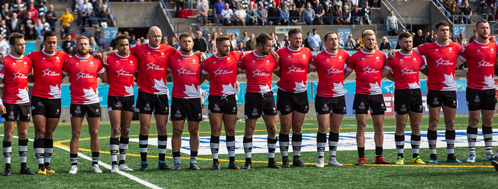 Toronto Wolfpack rugby players on field combo tickets available buy now