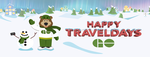 Happy Traveldays with GO